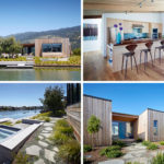 This Modern House In California Was Designed With A Hot-Tub Next To A Lagoon