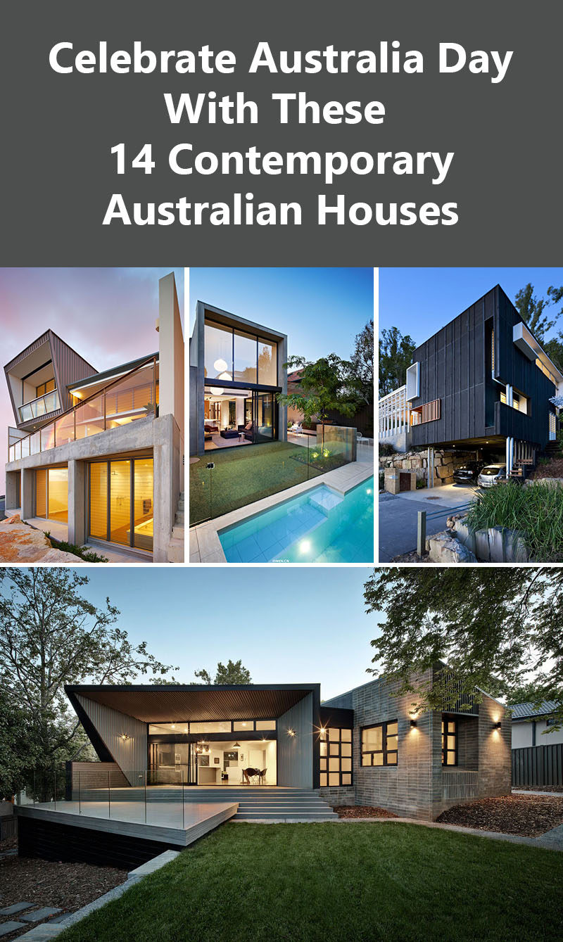 Celebrate Australia Day With These 14 Contemporary Australian Houses