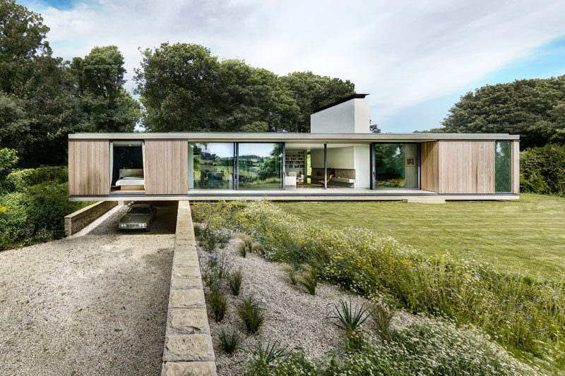 Modern Houses In England | Credainatcon.com
