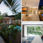 This New Modern House Has Made A Real Commitment To Indoor/Outdoor Living