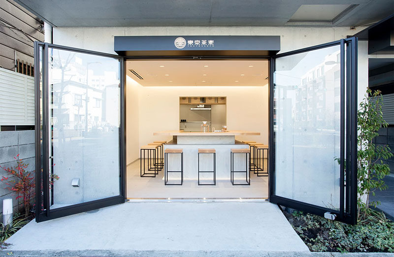 A minimalist tea shop specializing in the unique process of hand dripping green tea has recently been added to Tokyo's Sangenjaya neighborhood.