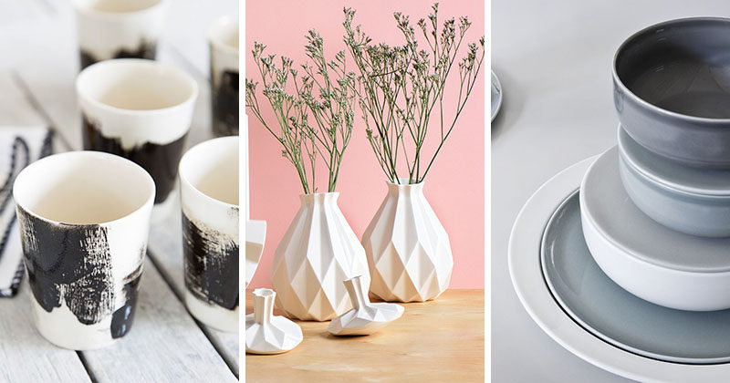 Home Decor Ideas - 6 Ways To Include Ceramic In Your Interior
