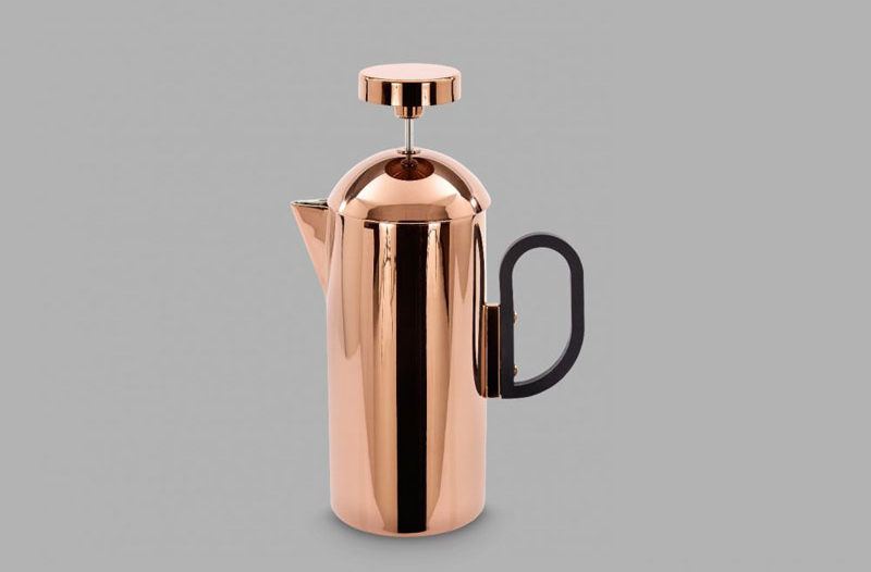 Contemporist 17 contemporary coffee maker designs that you 39 ll want to show off contemporary - Tom dixon knock off ...