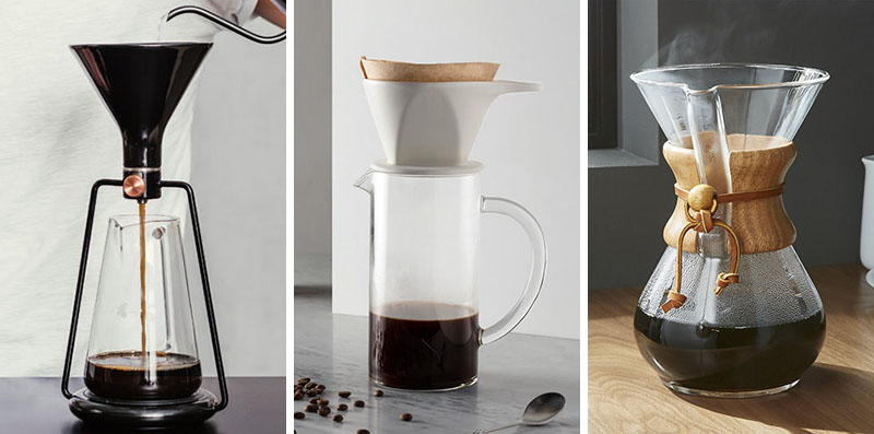 17 Contemporary Coffee Maker Designs That You Ll Want To