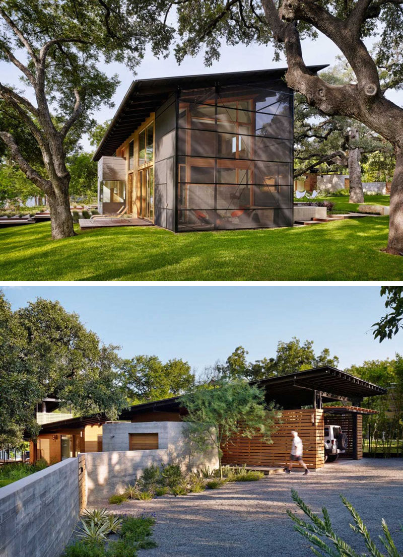 Small Wood House Design