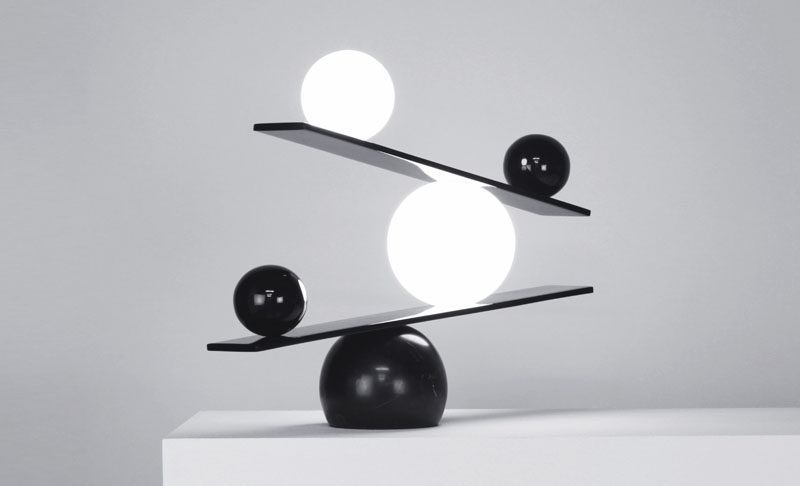 The Balance Lamp By Victor Castanera CONTEMPORIST