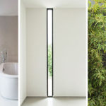 Window Style Ideas – Narrow Vertical Windows