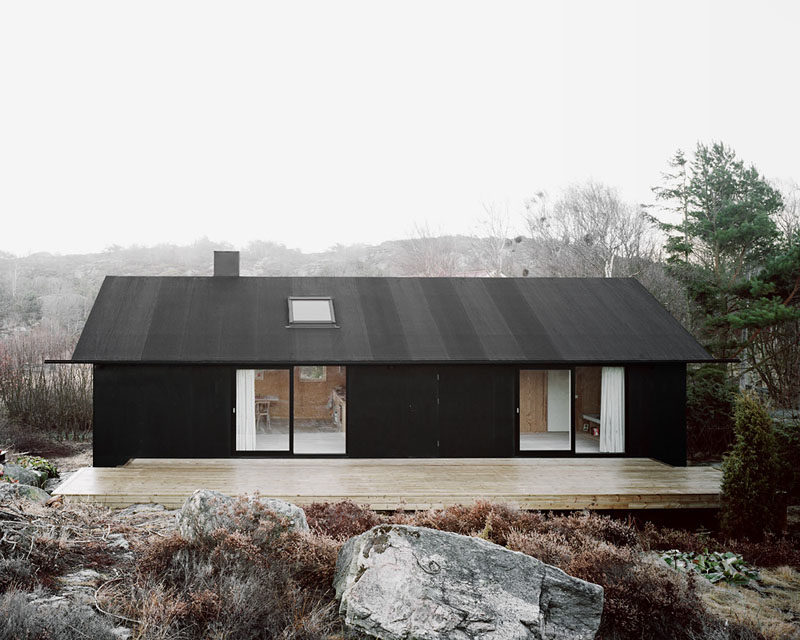 19 examples of modern scandinavian house designs for Swedish home design