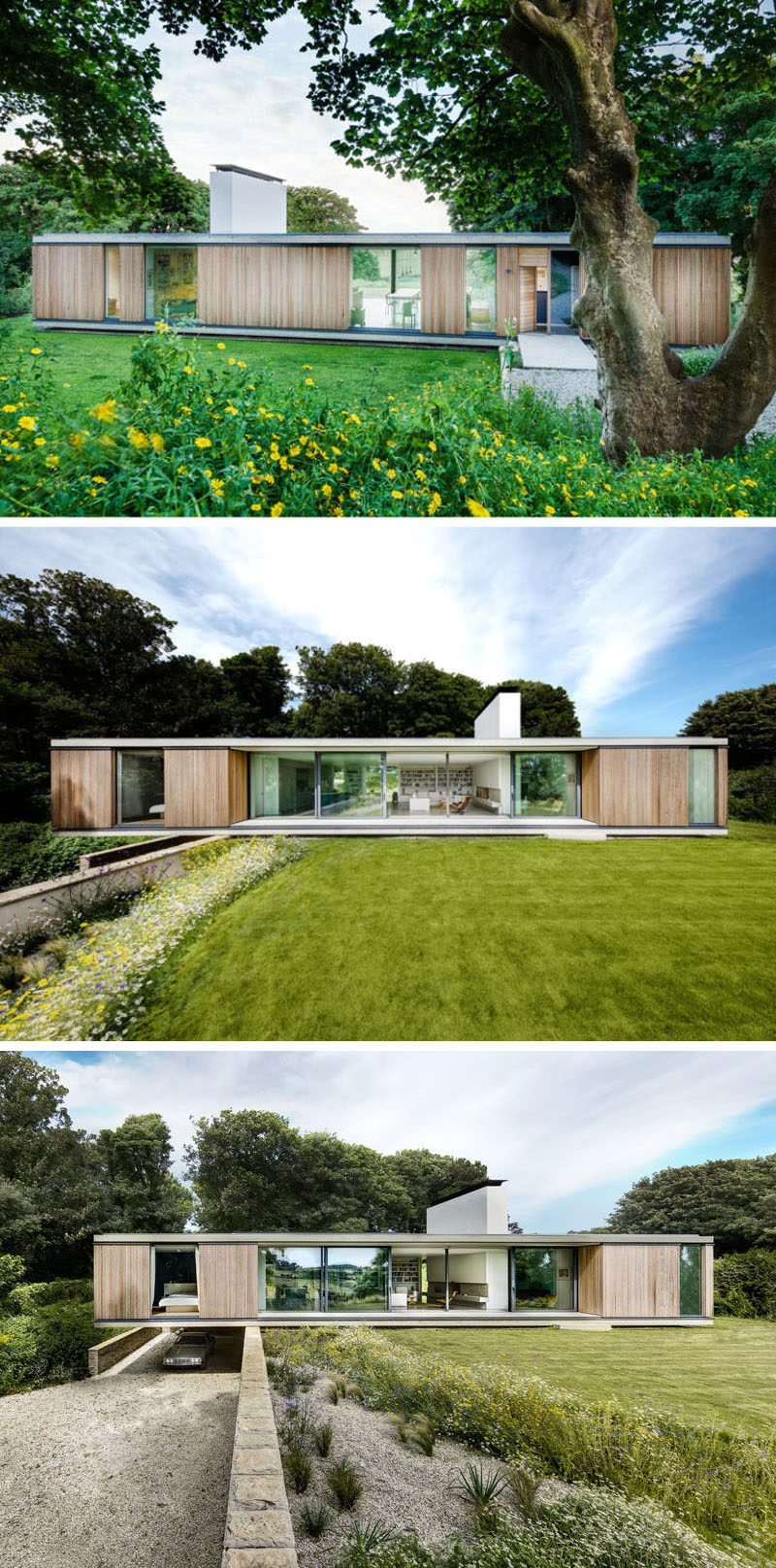 Most Modern Single Houses Modern House