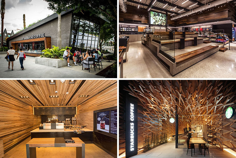 Wonderful 11 Of The Most Uniquely Designed Starbucks Coffee Shops From Around The  World Awesome Design