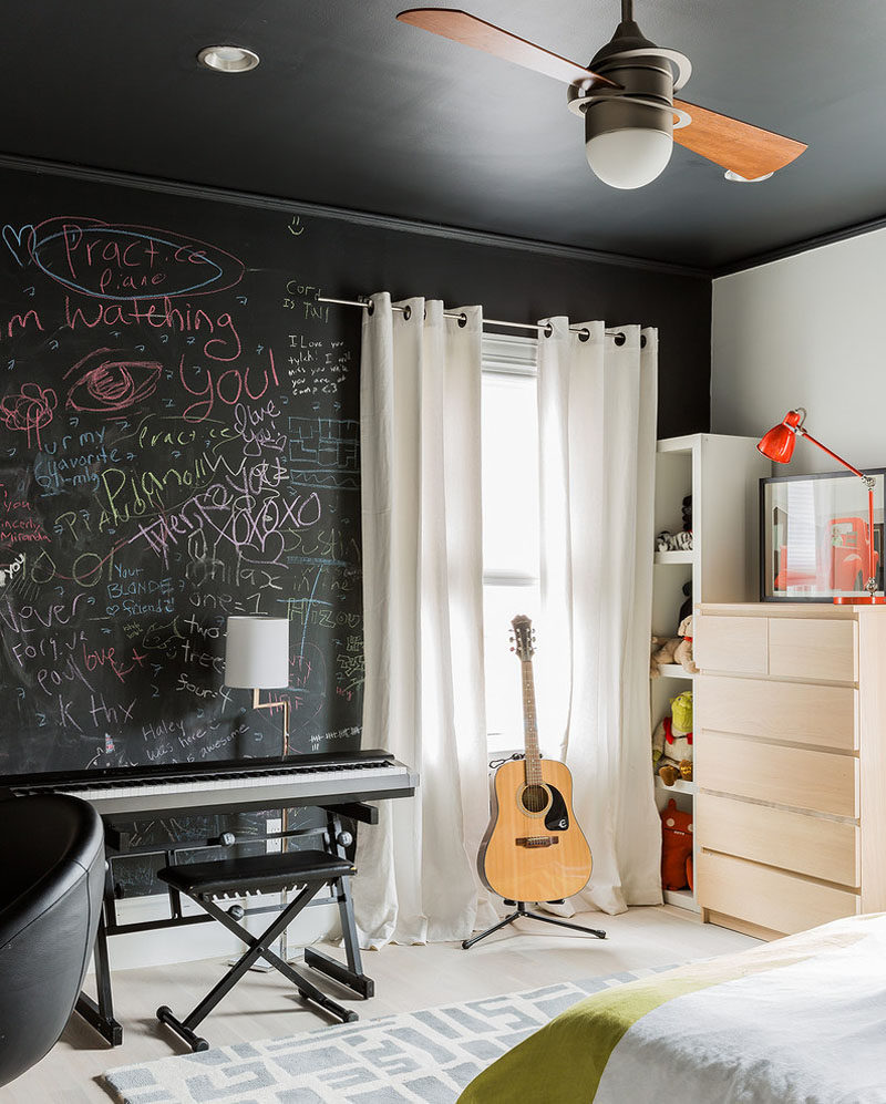 6 Bedroom Design Ideas For Teen Girls // Give Creative Teens A Place To  Express