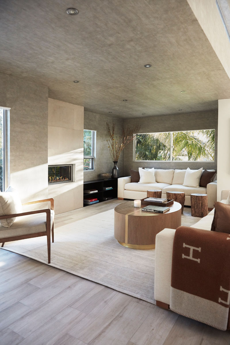 7 ways to create a warm living room contemporist for Interior design living room warm