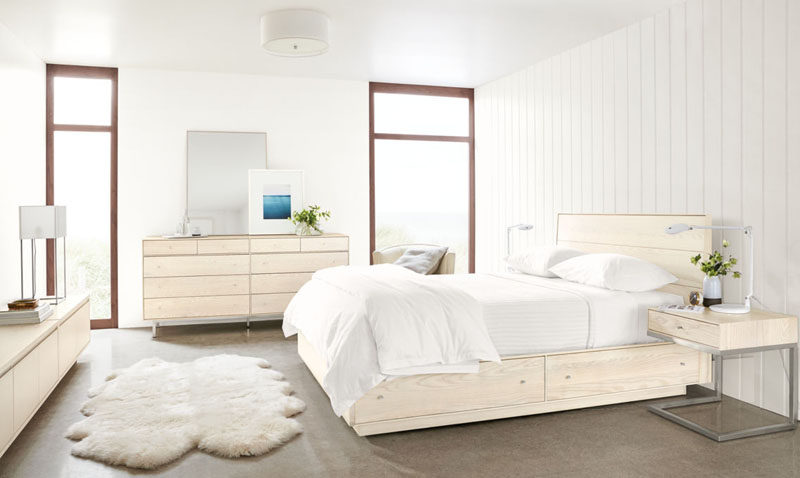 40 Simple White Bedroom Decor Ideas To Use In Your Home Stunning Simple White Bedroom