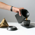 Daniel Kamp Has Designed A Minimalist Pour Over Coffee Brewer