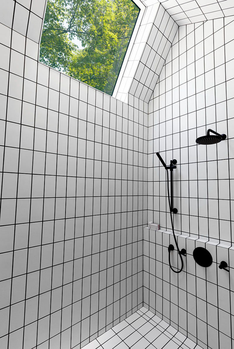 Bathroom Tile Idea - Use The Same Tile On The Floors And The Walls ...