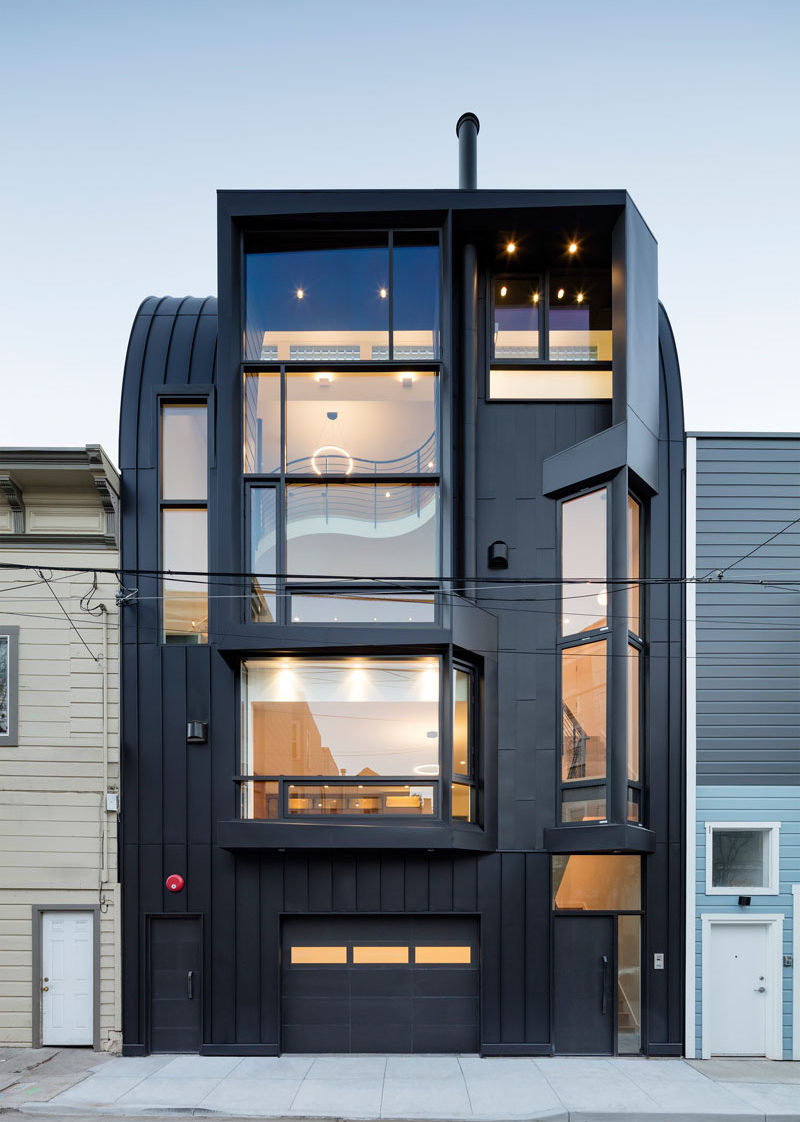 House Exterior Colors 14 Modern Black Houses From Around The World Contemporist