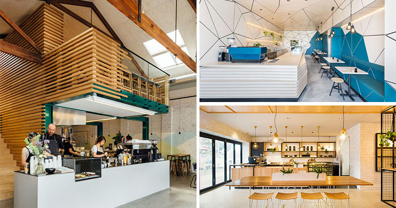 Contemporist 9 Unique Coffee Shops From New Zealand And