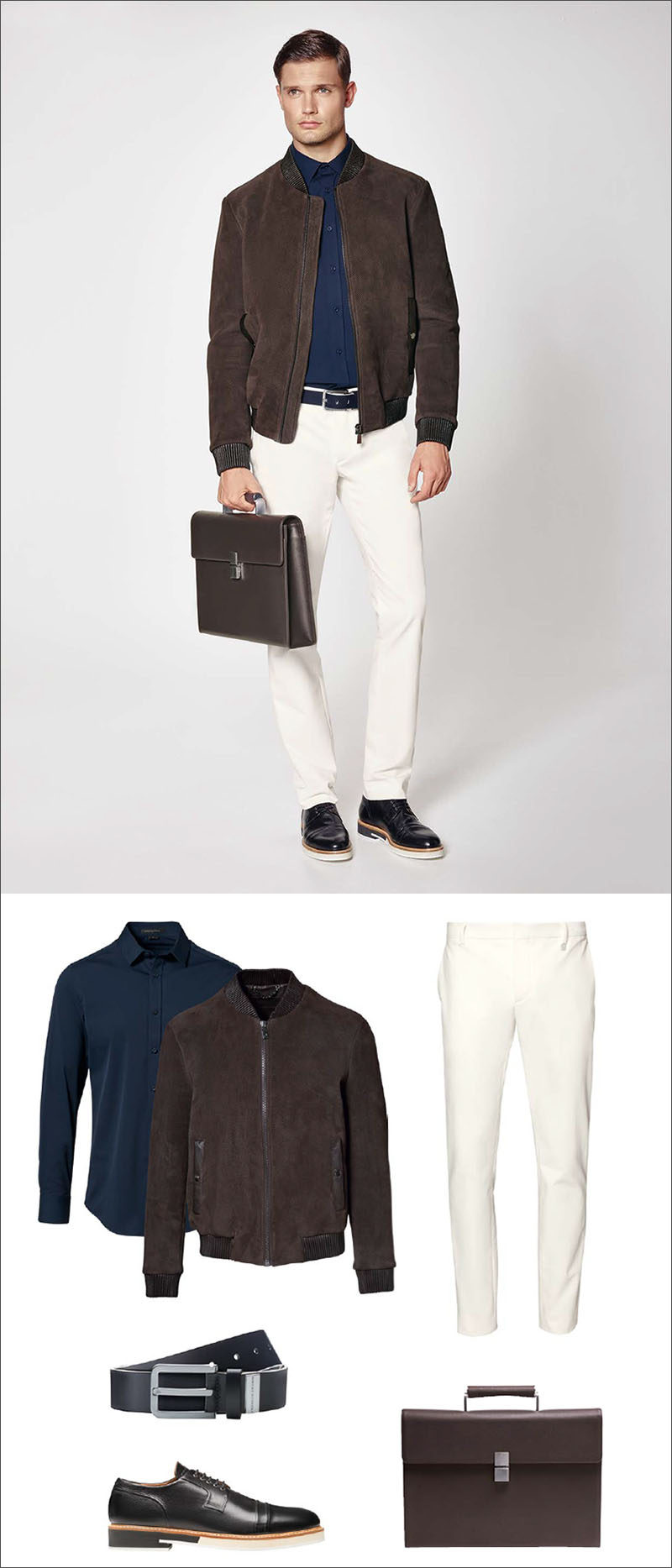 Men S Fashion Ideas 17 Men S Outfits From Porsche Design
