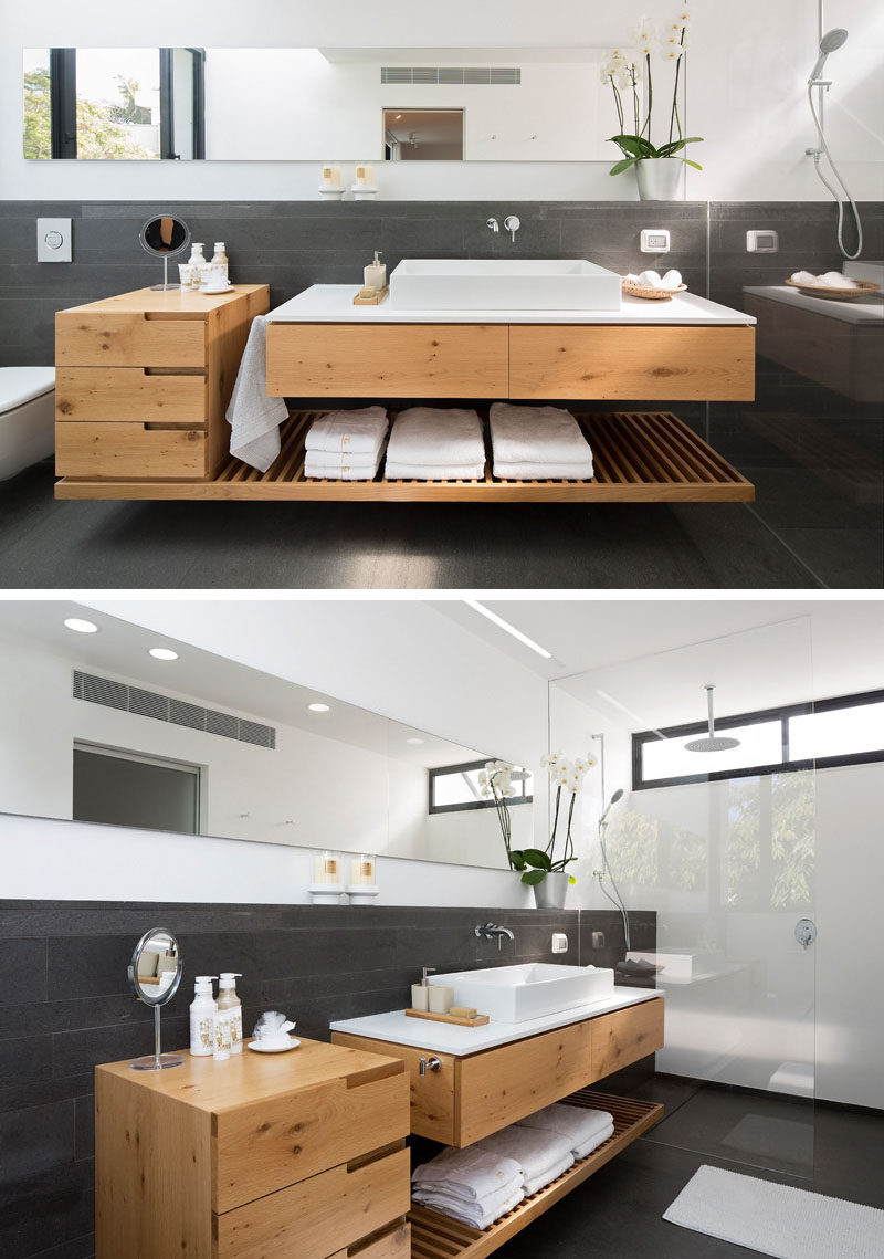 5 things that are hot on pinterest this week contemporist for Bathroom storage ideas new zealand