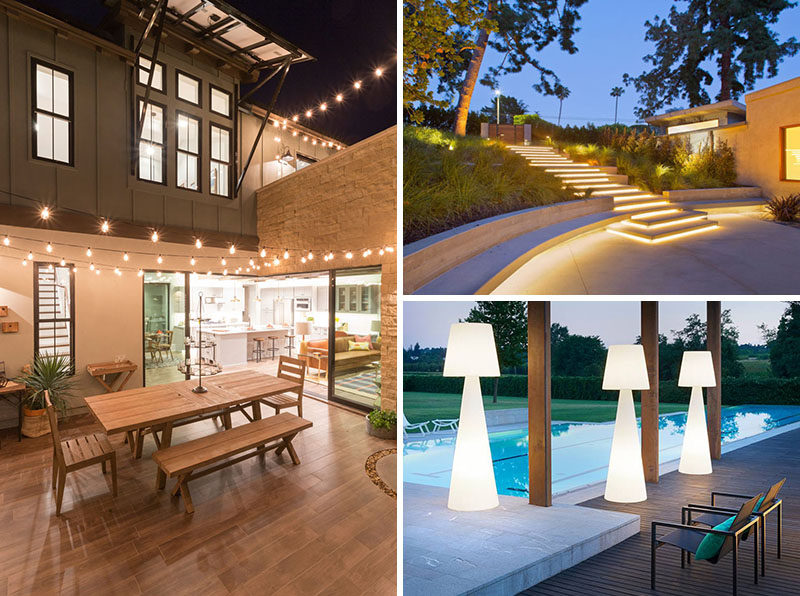 outdoor lighting ideas. 8 Outdoor Lighting Ideas To Inspire Your Spring Backyard Makeover Contemporist