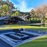 Backyard Design Idea – Create A Sunken Fire Pit For Entertaining Friends