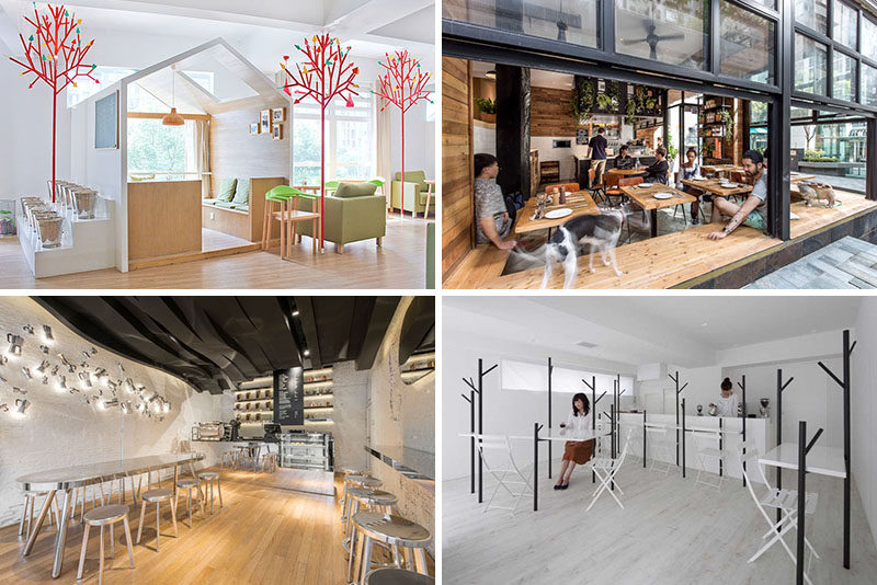 48 Unique Coffee Shop Designs In Asia CONTEMPORIST Unique Interior Design Shops Exterior