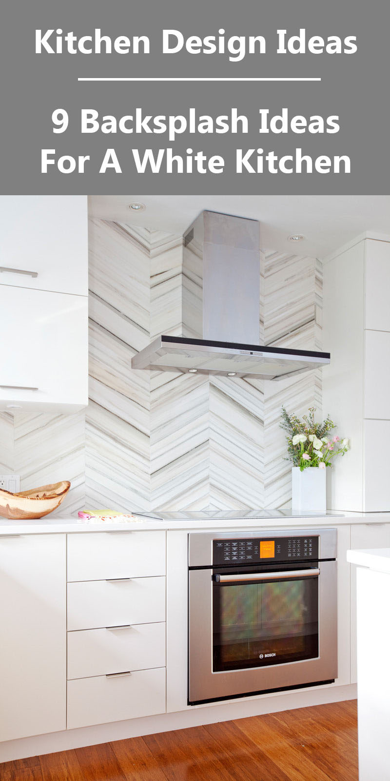Kitchen Design Ideas 9 Backsplash For A White