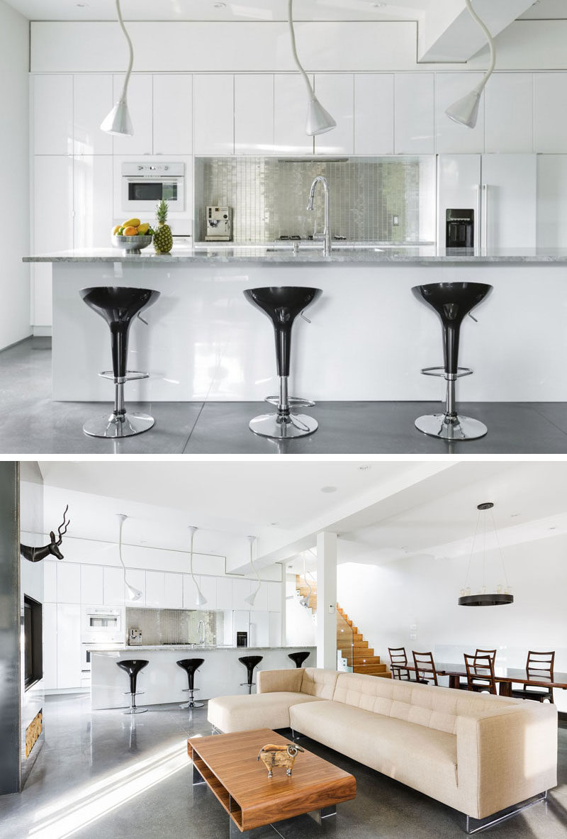 Fun Backsplash Ideas Part - 37: Kitchen Design Ideas - 9 Backsplash Ideas For A White Kitchen // Add Some  Shine