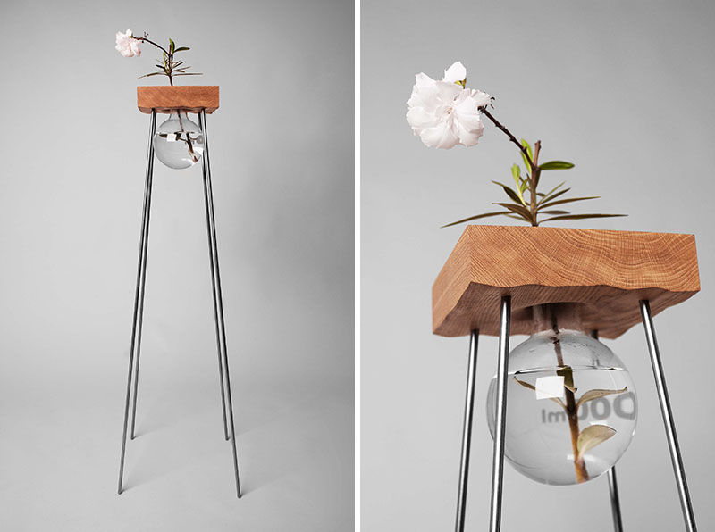 Flower Display Vase Table Decor 020317 937 01 Contemporist