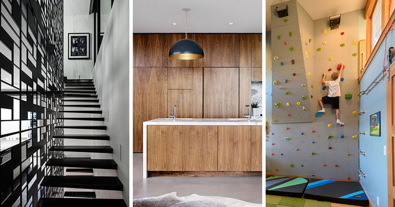 Here's a look at a few interior design and product design projects that are getting a lot of attention on our Pinterest boards this week.