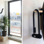 This Minimalist Multi-Use Wall Mounted Bike Hook Doesn't Have To Just Be For Bikes
