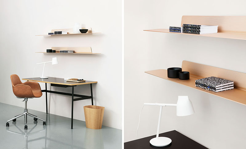 Jet Is A Thin, Modern, Minimalist Shelf