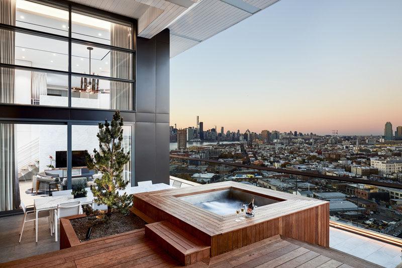 Top Floor Garden Roof Terraces Rooftop Patio