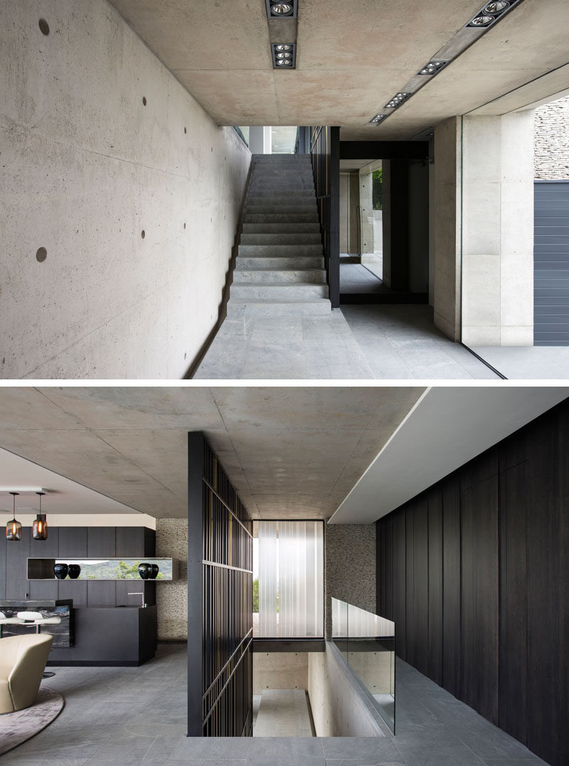 This Concrete House Was Designed With Amazing Views
