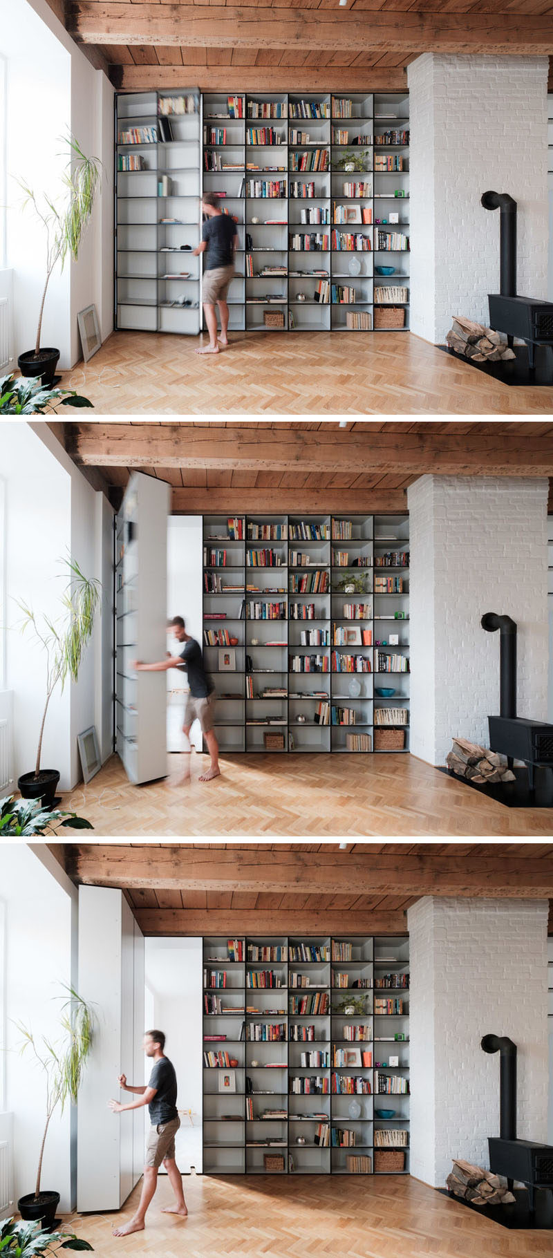 These 13 Secret Doors Are Hidden In Plain Sight | CONTEMPORIST