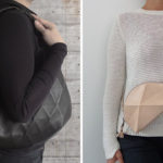 These Elegant and Modern Handbags Have Simple Geometric Designs