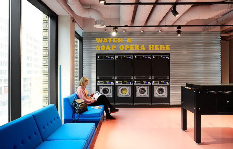 20 pictures of the new student hotel in eindhoven the for Hotel decor 2017