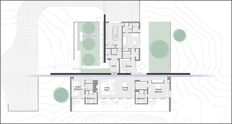 A New Concrete House Has Made A Home For Itself In The Desert Of New New Mexico Home Design Floor Plans on santa fe home design plans, key west home design plans, california home design plans,