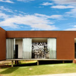 This House Uses Cobogo Blocks To Allow Light Inside While Maintaining Privacy