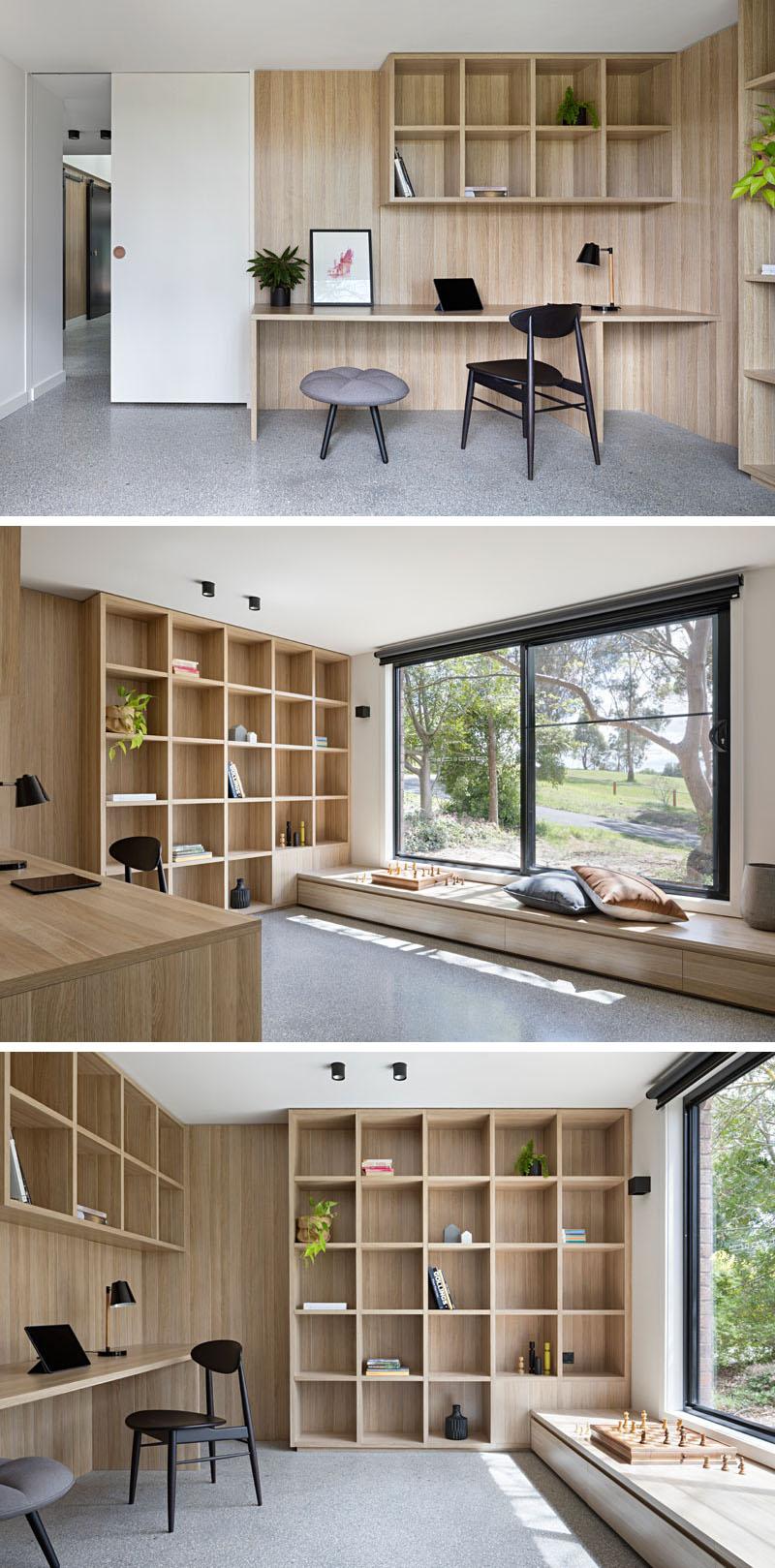 Wood Shelving Window Seat 210317 1208