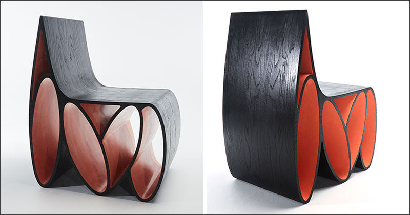 The Loop Chair By Jason Mizrahi