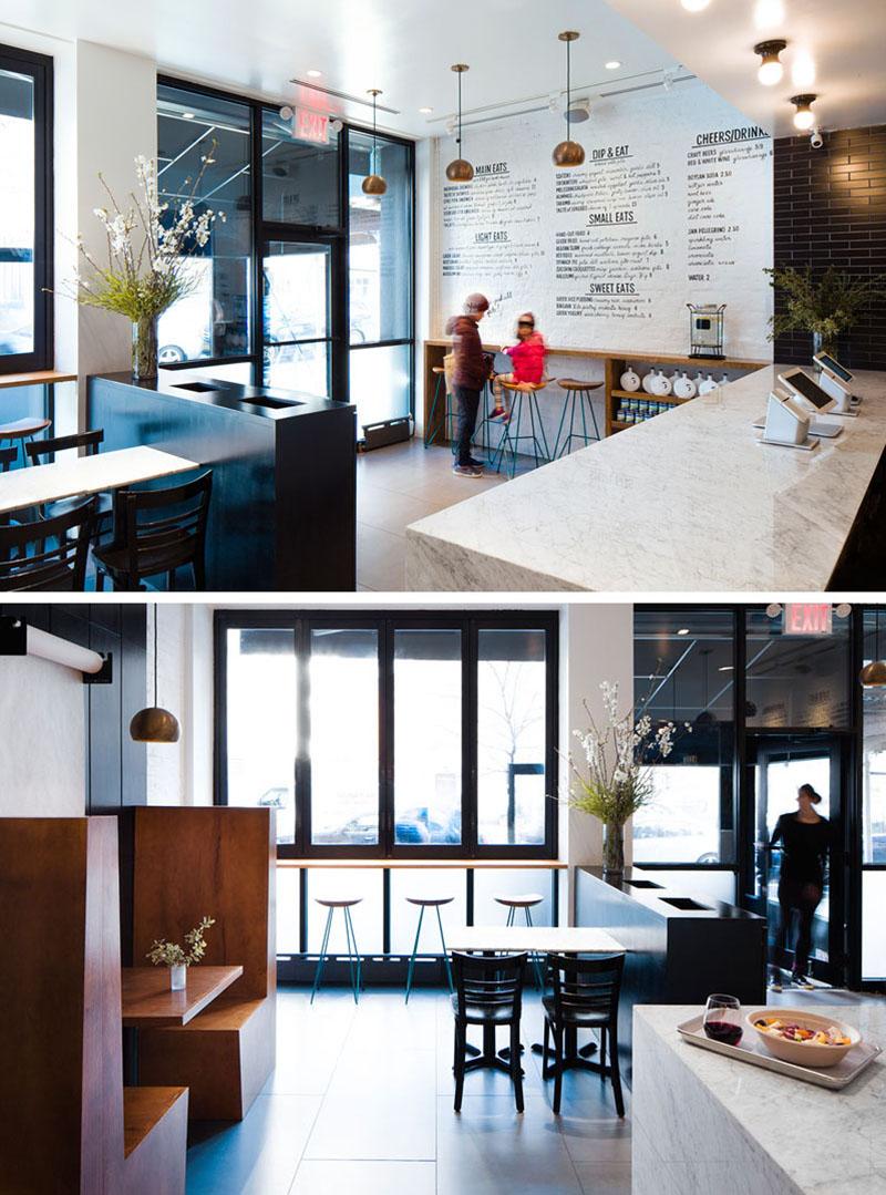 modern small restaurant design 200317 1237 02 contemporist rh contemporist com