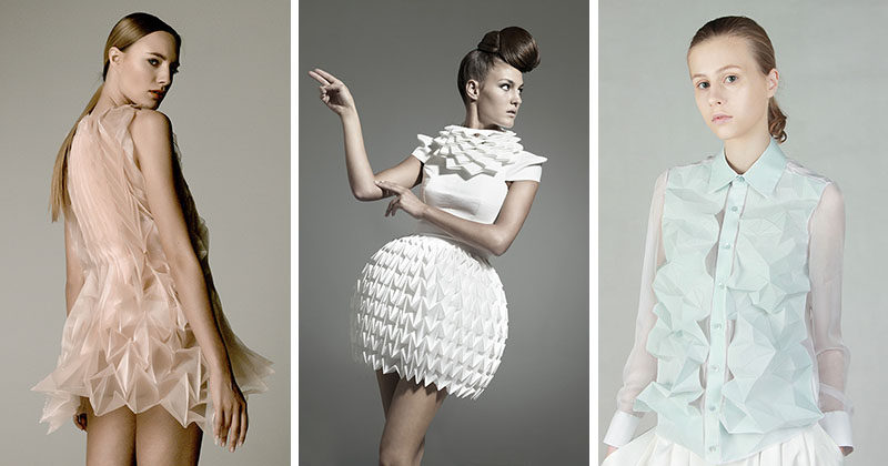 Fashion Designers Who Use Origami