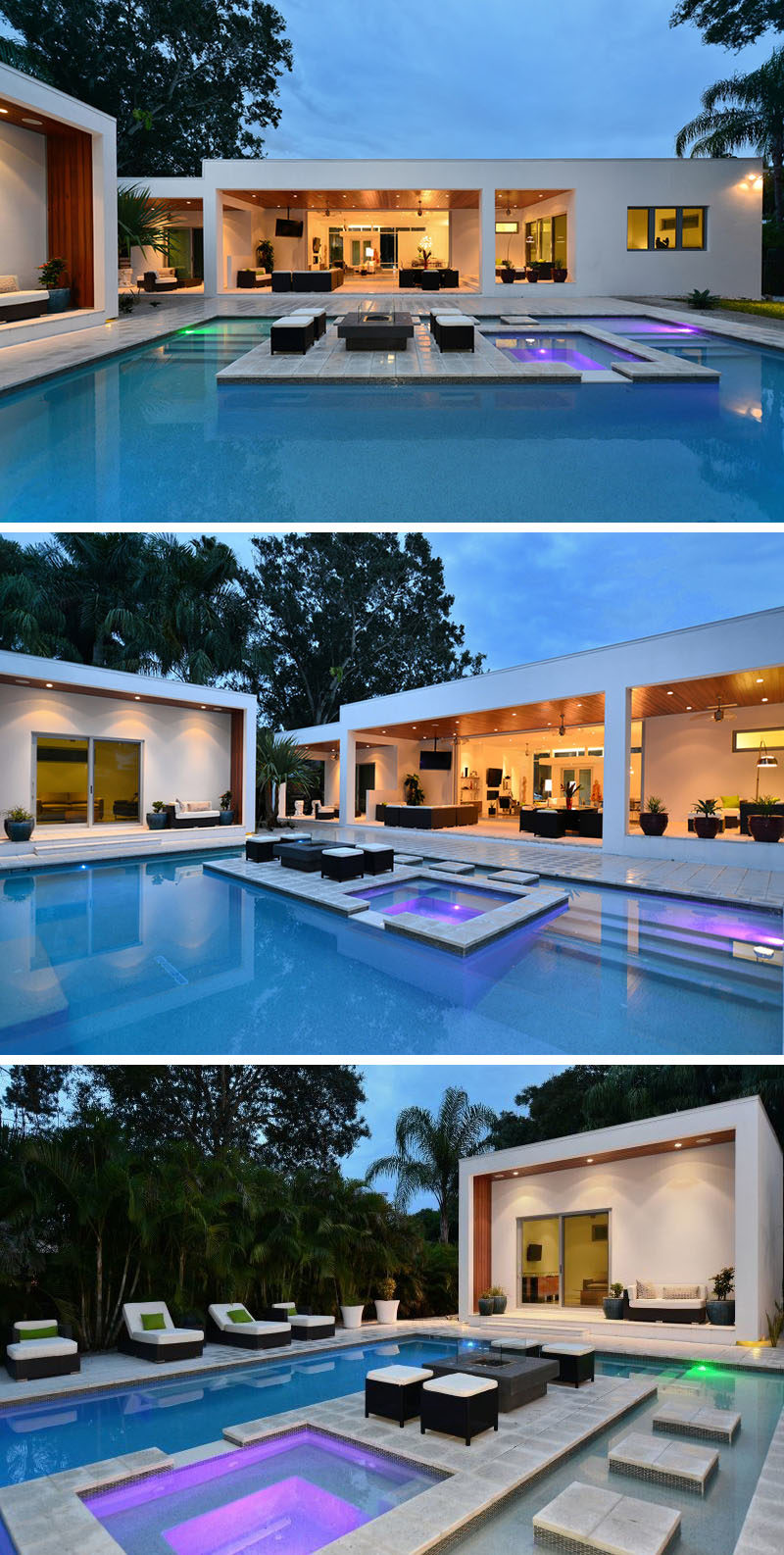 Florida pool designs florida pool patio designs staining for Affordable pools ri