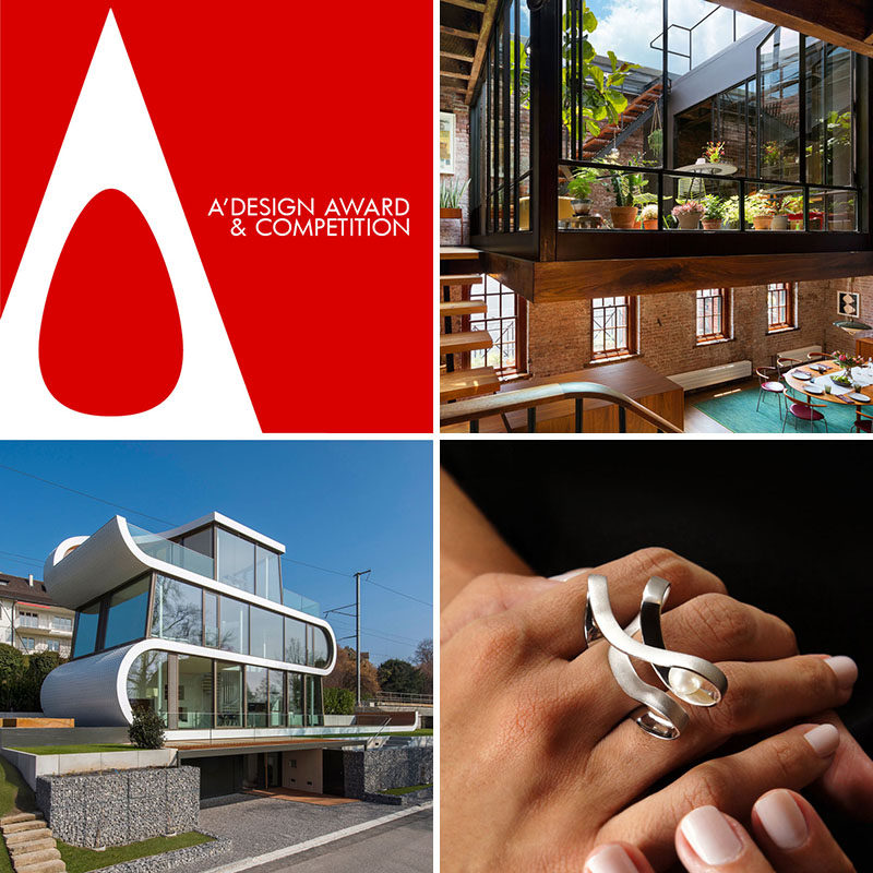 A Design Award & Competition - The Winners