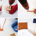 Update Your Home Decor With This DIY Copper Tripod Lamp