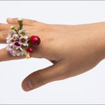 This Ring Was Inspired By Ikebana, The Japanese Art of Floral Arrangement