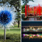 Dale Chihuly's Glass Sculptures Takeover The New York Botanical Garden