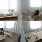 Make This DIY Modern Wood Platform Bed