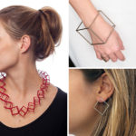 11 Minimalist Geometric Jewelry Designs To Dress Up Any Outfit